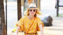 Naomi Watts: Glamour veraniego sobre ruedas