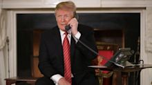 Trump 'prank-called by Piers Morgan impersonator'