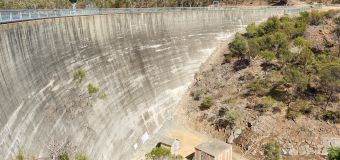 Baby girl, man killed after falling from dam wall