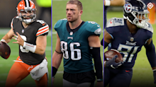 Fantasy Injury Updates: Baker Mayfield, Zach Ertz, Jonnu Smith, among injuries impacting Week 7 waiver wire decisions