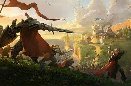 Albion Online redefines character progression through the Destiny Board