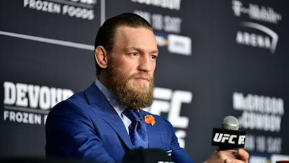 Woman in Ireland files lawsuit against McGregor