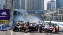 Formula E racing charged by deal with Swiss industrial giant ABB