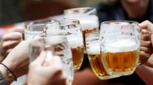 Thirsty Czechs return to beer gardens as COVID rules relaxed