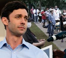 Democratic Senate candidates Jon Ossoff and Raphael Warnock bet big on 'record-shattering turnout' in Georgia