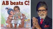 Amul Celebrates Amitabh Bachchan's Victory Over COVID-19: 'AB Beats C'