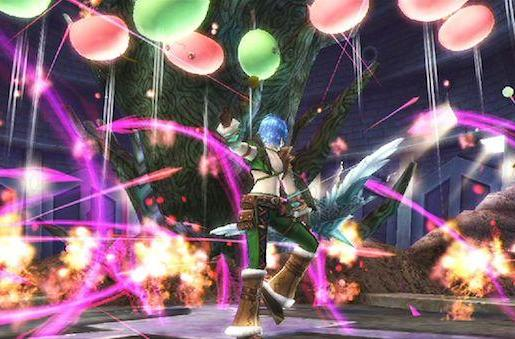 Ragnarok Odyssey Ace PS3, Vita screenshots are like the real thing