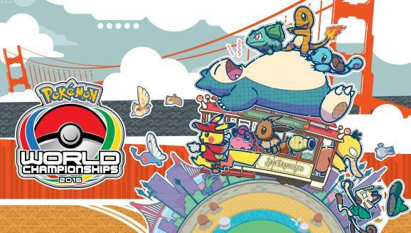 The 2016 Pokémon World Championships kick off today