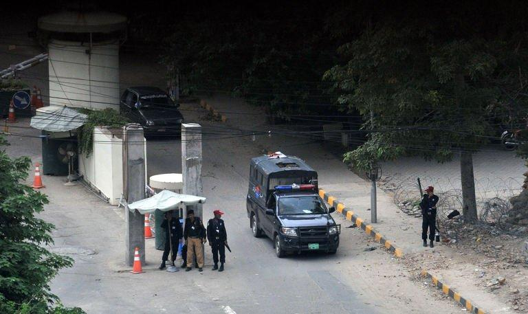 US pulls staff from Lahore consulate over 'threats'