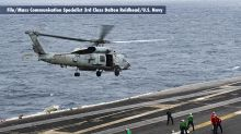 Navy searching for missing USS Nimitz sailor