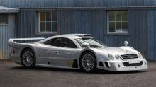 估價最高逾 4,000 萬港元!1998 年產之跑車 Mercedes-Benz AMG CLK GTR 將公開拍賣
