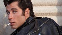 John Travolta celebra los 40 años de Grease