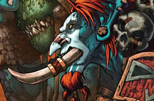 Blizzard's short story series continues with Vol'jin: The Judgment