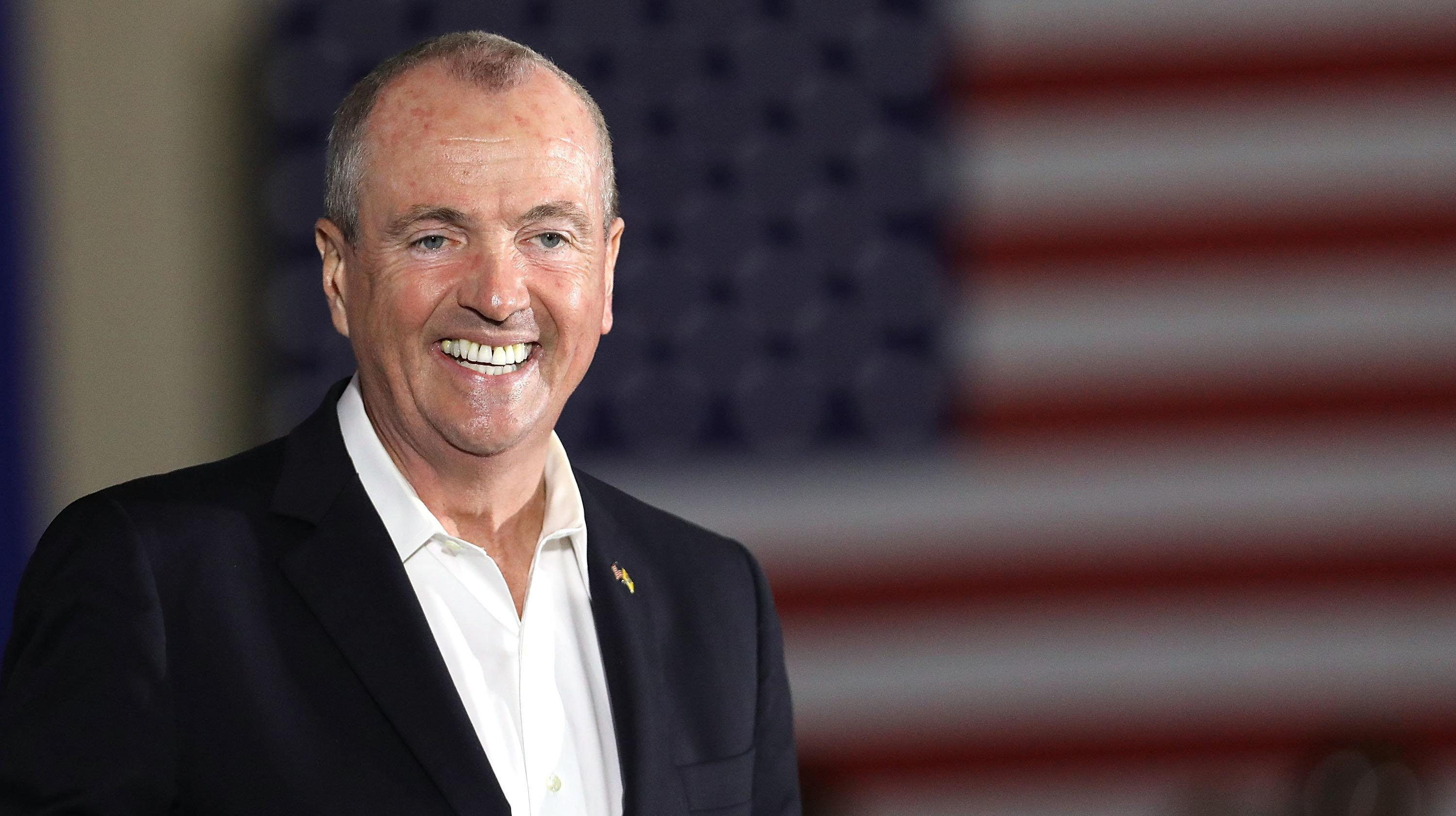 Phil Murphy Cruises To Victory In New Jersey Gubernatorial Race