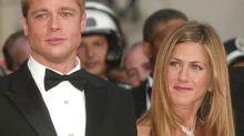 See Brad Pitt and Jennifer Aniston reunite on-screen for the 'Fast Times at Ridgemont High' table read