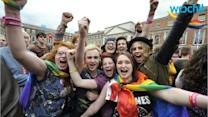 Ecstatic Scenes As Ireland Says Yes