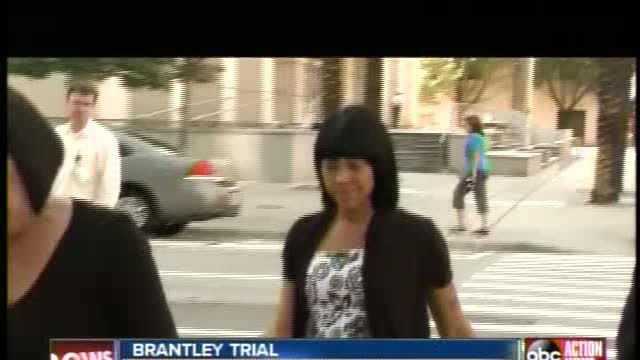 Brantley will have jury in re-trial