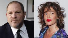 Paz de la Huerta demanda a Harvey Weinstein