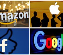 Facebook and Amazon ramp up lobbying efforts amid scrutiny