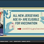 Press Conference: Gov. Murphy Announces All NJ Residents 16+ Eligible For COVID Vaccine