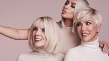 Kim Kardashian presume a su bella madre de 62 años y sus curvas