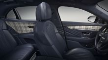 Bentley introduces tweed interior trim option for all models