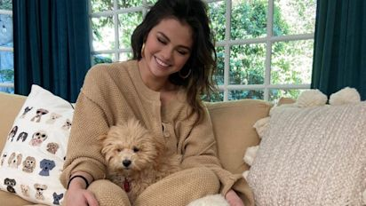Selena Gomez shares candid at-home photo with fans