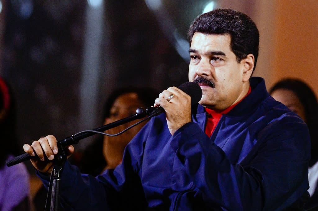 Venezuelan President Nicolas Maduro succeeded Hugo Chavez in 2013
