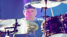 Rush drummer Neil Peart dies aged 67 after 'brave battle'