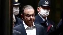 Lawyer for Ghosn slams 'outrageous' rules on seeing wife