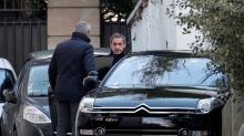 France's Sarkozy faces second day of questioning in Gaddafi funds case