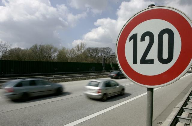 German climate proposals could put an end to no-limit Autobahns