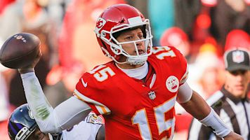 The outrageousness of Patrick Mahomes