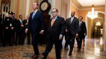 Schiff, Nadler Slam Trump Team's Defense That 'Abuse Of Power' Isn't Impeachable