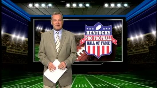 Kentucky Football Hall of Fame Class of 2012 Inducted