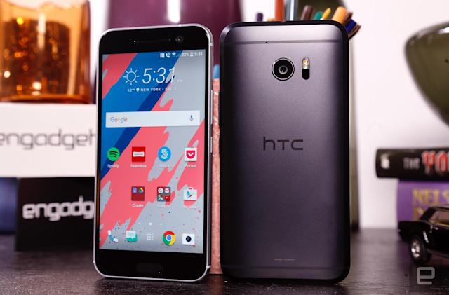 Where to buy the HTC 10 in the UK