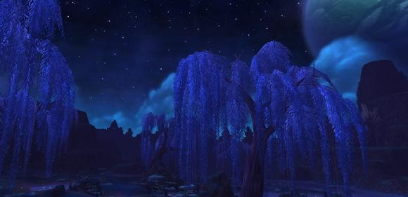 Warlords of Draenor: Shadowmoon Valley in next alpha build