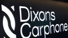 Mobile phone sales plunge at Britain's Dixons Carphone