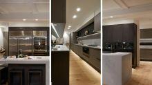Inside The Block's perfect score kitchen