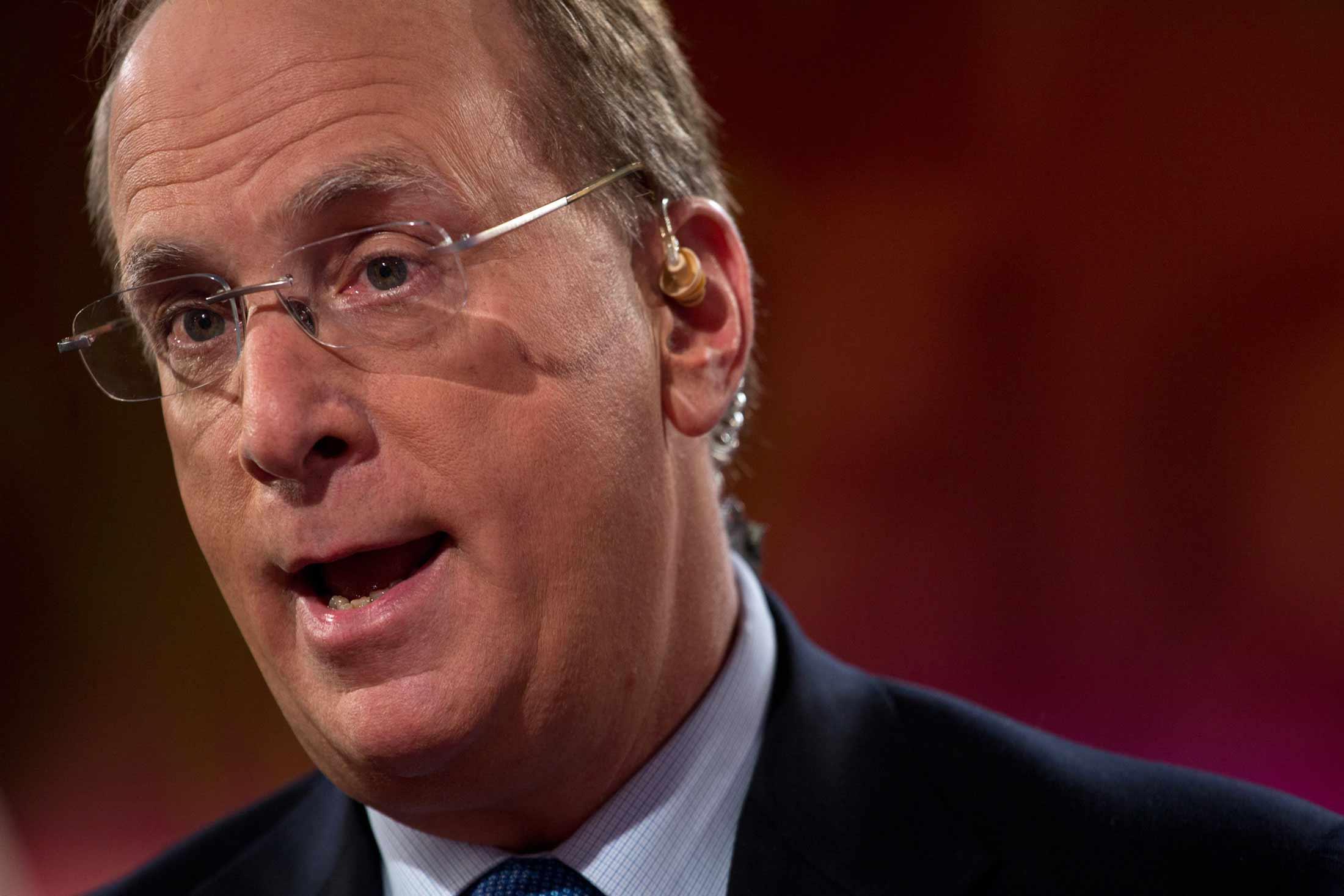 Schwarzman and Fink Said to Shun Saudi Investment Conference