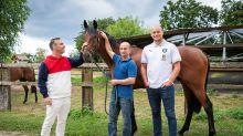 Pferdesport: Füchse-Boss Hanning hat jetzt auch ein Rennpferd