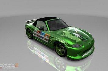 More custom Forza cars: Castle Crashers FTW!