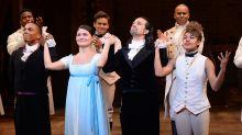 'Hamilton' Performance Reportedly Sparks Studio Movie Rights Bidding War