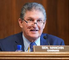 Manchin: 'No circumstance in which I will vote to eliminate or weaken the filibuster'