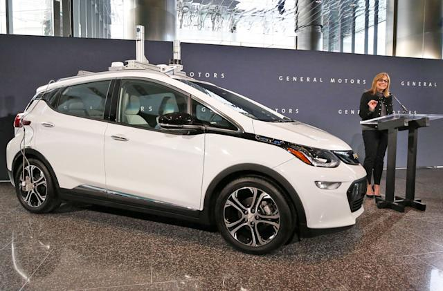 GM's self-driving car operation in San Francisco will keep growing