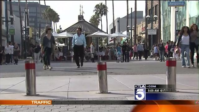 Call for More Barriers After Venice Boardwalk Crash
