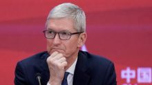 Apple CEO says optimistic on U.S.-China trade talks