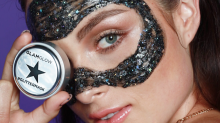 Peel Off Glitter Face Masks Are Coming