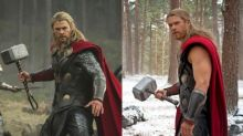 'Avengers 2' Costume Tweaks: Thor Loses the Sleeves and Captain America Just Wants to Pee