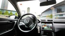 Entre admiración y perplejidad, los coches autónomos dividen el salón de Fráncfort